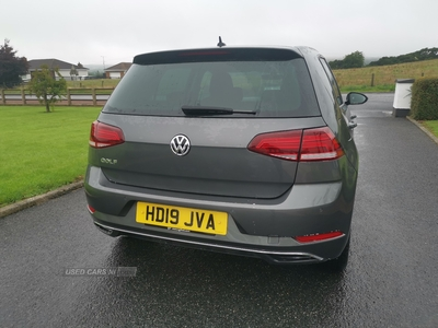 Volkswagen Golf MATCH TDI in Armagh