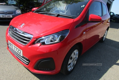 Peugeot 108 ACTIVE in Antrim