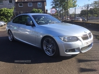 BMW 3 Series SPORT PLUS EDITION in Antrim