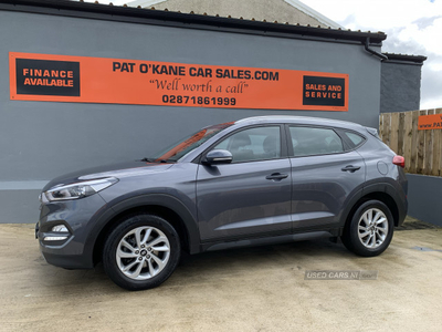 Hyundai Tucson CRDi 116 Blue Drive 2WD ISG Start/Stop in Derry / Londonderry