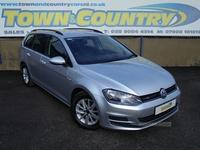 Volkswagen Golf TDI BLUEMOTION in Antrim