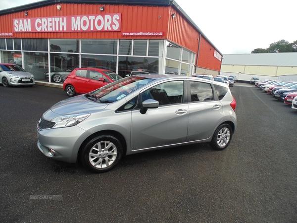 Nissan Note ACENTA PREMIUM DCI in Antrim