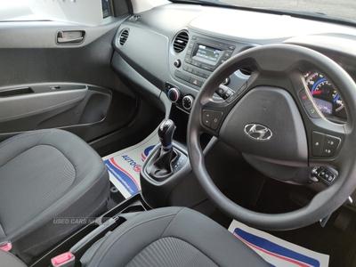 Hyundai i10 SE AUTO in Tyrone