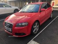 Audi A3 S LINE TDI in Down