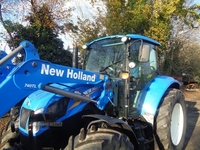 Holland T5 105 in Tyrone