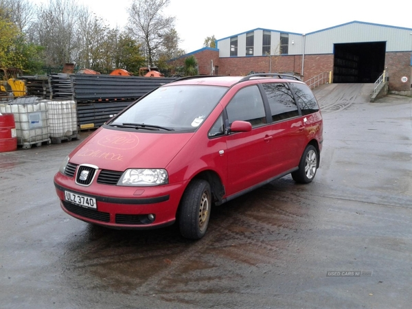 Seat Alhambra STYLANCE TDI in Armagh