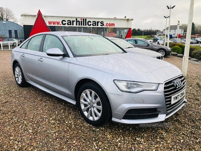 Audi A6 SE EXECUTIVE TDI ULTRA in Derry / Londonderry