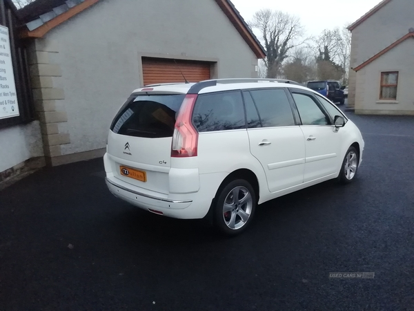 Citroen Grand C4 Picasso PLATINUM in Derry / Londonderry