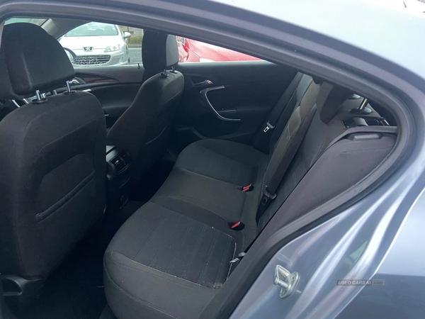 Vauxhall Insignia SRI 160 CDTI in Antrim