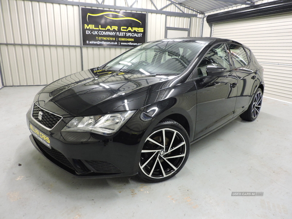 Seat Leon S TDI in Tyrone