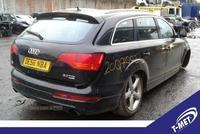 Audi Q7 S LINE QUATTRO TDI in Armagh