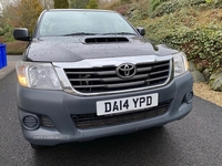Toyota Hilux ACTIVE D-4D 4X4 DCB in Fermanagh