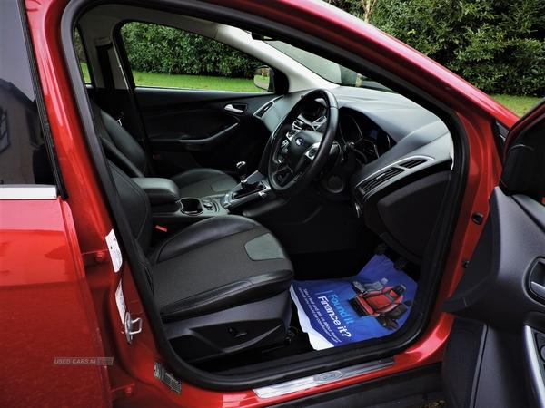 Ford Focus TITANIUM X TDCI in Tyrone