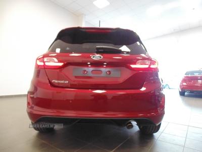 Ford Fiesta ST-LINE EDITION TD in Antrim