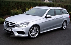 Mercedes E-Class AMG SPORT CDI AUTO in Fermanagh