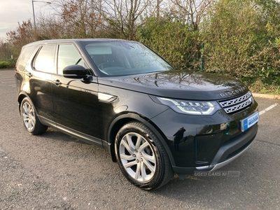 Land Rover Discovery HSE TD6 AUTO in Down