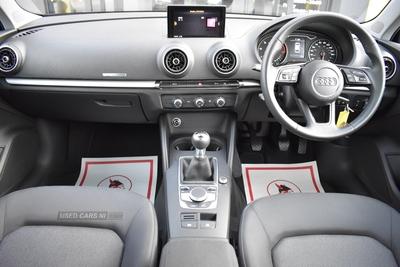 Audi A3 SE TECHNIK TDI in Tyrone