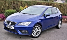 Seat Leon SE DYNAMIC TSI EVO in Fermanagh