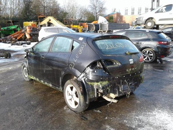 Seat Leon SPORT TDI 105 in Armagh