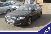 Audi A4 in Armagh