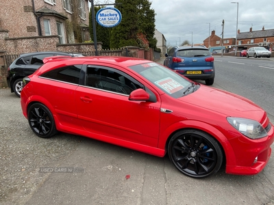 Vauxhall Astra VXR in Armagh