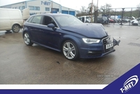 Audi A3 S LINE TDI in Armagh