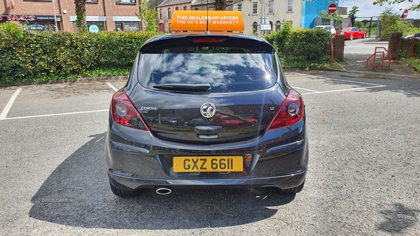 Vauxhall Corsa LIMITED EDITION in Down