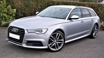 Audi A6 SE EXECUTIVE TDI ULTRA in Fermanagh