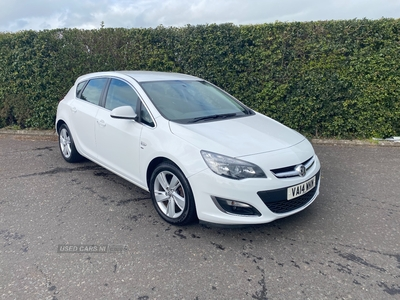 Vauxhall Astra SRI in Derry / Londonderry