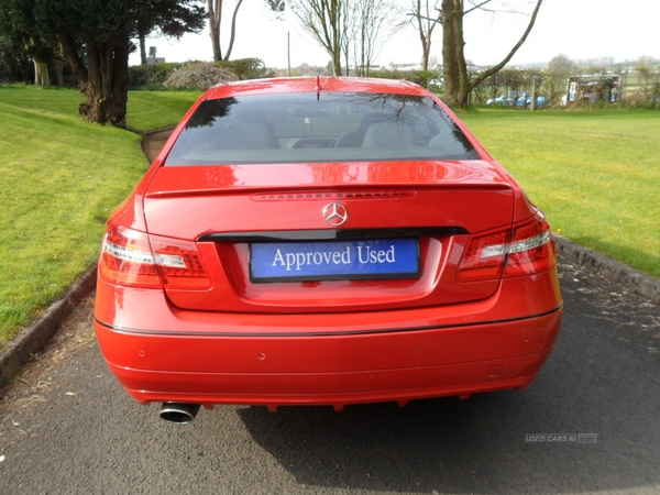 Mercedes E-Class SE ED 125 CDI BLUEEF in Derry / Londonderry