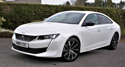 Peugeot 508 GT LINE BLUEHDI S/S A in Fermanagh