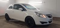 Vauxhall Corsa EXC-IV CDTI93 EFLEX in Tyrone