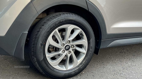Hyundai Tucson 1.6 GDi Blue Drive SE (2WD) 5 Door in Down