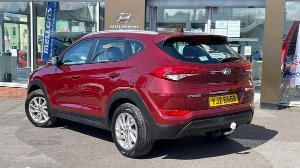 Hyundai Tucson 1.7 CRDI Blue Drive SE NAV 2WD 5 Door in Down