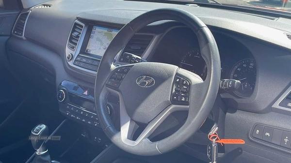 Hyundai Tucson 1.7 CRDI Blue Drive SE NAV 2WD 5 Door in Down