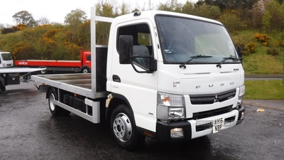 Mitsubishi Fuso Canter 7C 15 7500kg gross in Down