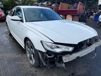 Audi A6 S LINE BLACK EDITION CDU 3.0 TDI QUT A in Down