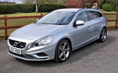 Volvo V60 R-DESIGN D5 in Fermanagh