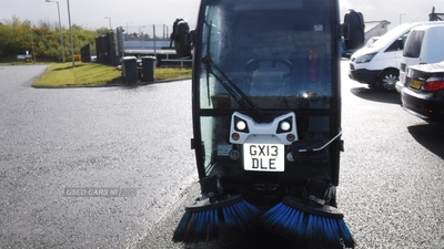 Johnstons C100 C100 Road sweeper in Down