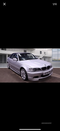 BMW 3 Series CI SPORT AUTO in Armagh
