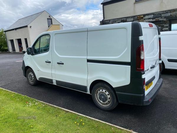 Vauxhall Vivaro 2900 CDTI in Derry / Londonderry