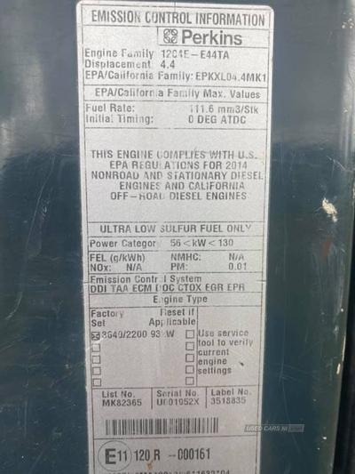 Hyundai 145 LCR-9A Robex 145 LCR-9A in Down