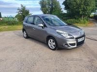 Renault Scenic DYNAMIQUE TTOM DCI in Down