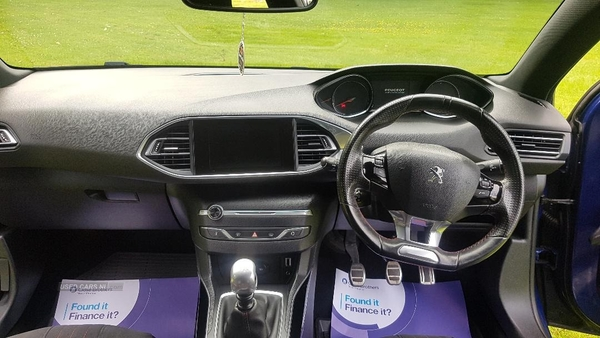 Peugeot 308 GT LINE HDI BLUE S/S in Armagh
