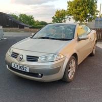 Renault Megane PRIVILEGE DCI 120 in Tyrone