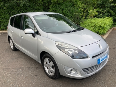 Renault Grand Scenic DYNAMIQUE T- in Down