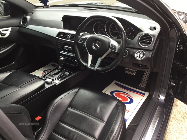 Mercedes C-Class AMG AUTO in Derry / Londonderry