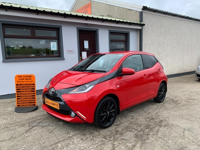 Toyota Aygo X-STYLE VVT-I in Derry / Londonderry