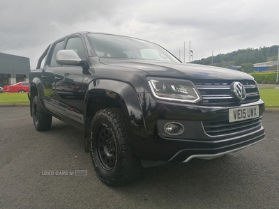 Volkswagen Amarok ULTIMATE TDI 4MOTI in Derry / Londonderry