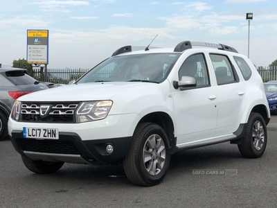 Dacia Duster LAUREATE DCI 4X4 in Derry / Londonderry
